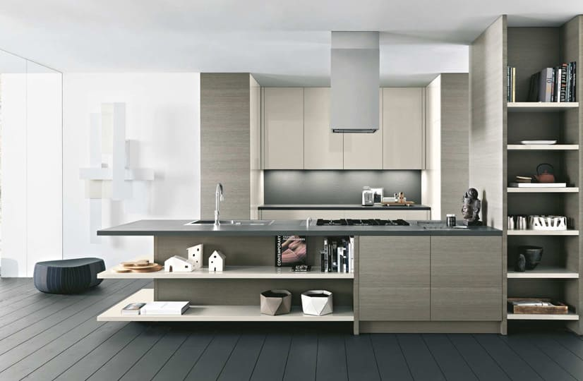 Italian Shaped Kitchen Manufacturers In Gurgaon